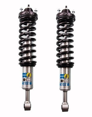 Bilstein 6112 Series Front Shock Kit for 4Runner and FJ