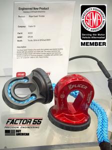 Factor 55 - The Splicer