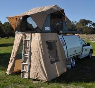 Front Runner Roof Top Tent Shower Skirt