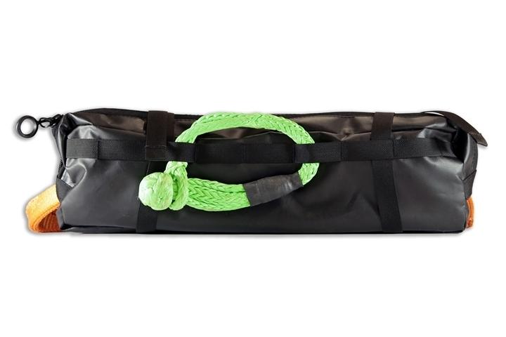 Blue Ridge Overland Gear - The Strap Bag and Dampener