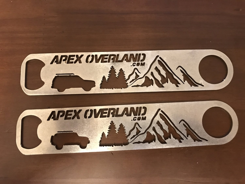 Apex Overland Bottle Opener