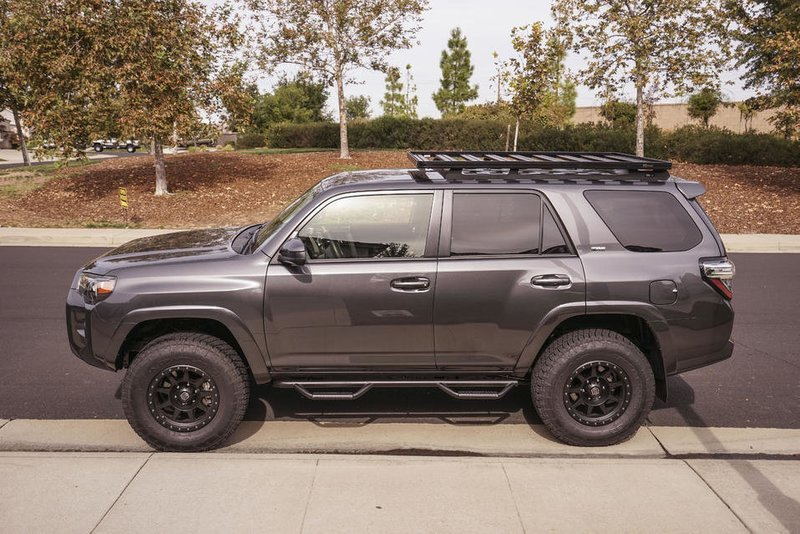 Front Runner Outfitters - EXTENDED LENGTH Roof Rack For 5th Gen 4Runner- 9 total cross bars
