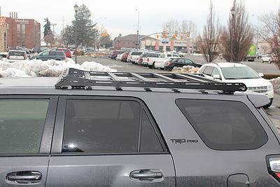 Prinsu 3/4 Roof Rack 2010+ 4Runner
