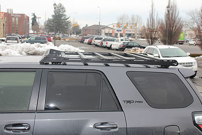 Prinsu 3/4 Roof Rack 2010+ 4Runner