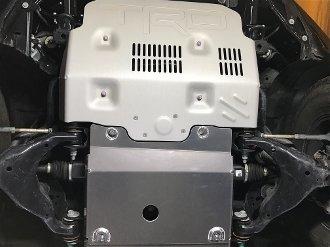 RCI - TRD Integration Skid Plate
