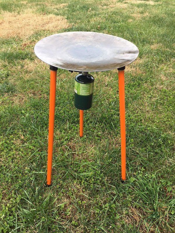 The Grunt Pan Camp Cooker
