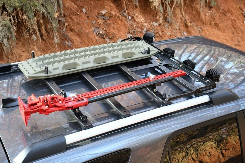 LFD Off Road- Ruggedized Cross Bar Sets (Steel)