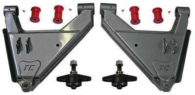 Total Chaos Stock Uniball Lower Control Arms with Dual Shock Capability
