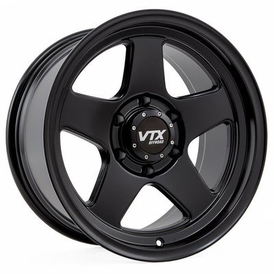 VTX Wheels Outlaw | Satin Black