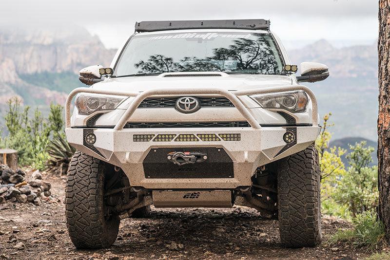CBI Off-Road Front bumper (5th gen 4Runner) 2014+