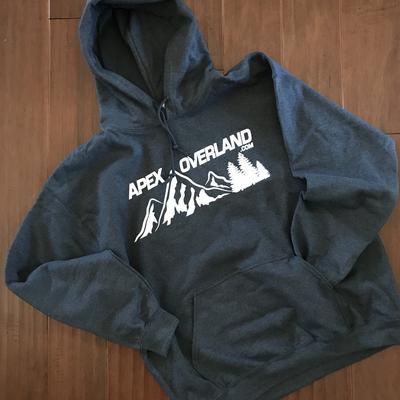 Apex Overland Hoodie - Hooded Sweatshirt