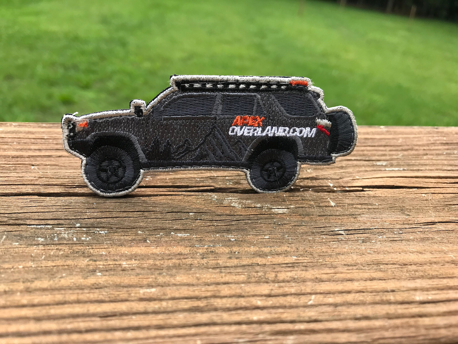 Apex Overland - 4Runner Patch!!