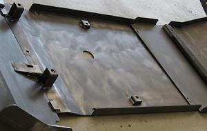 Budbuilt Skid Plate - Mid