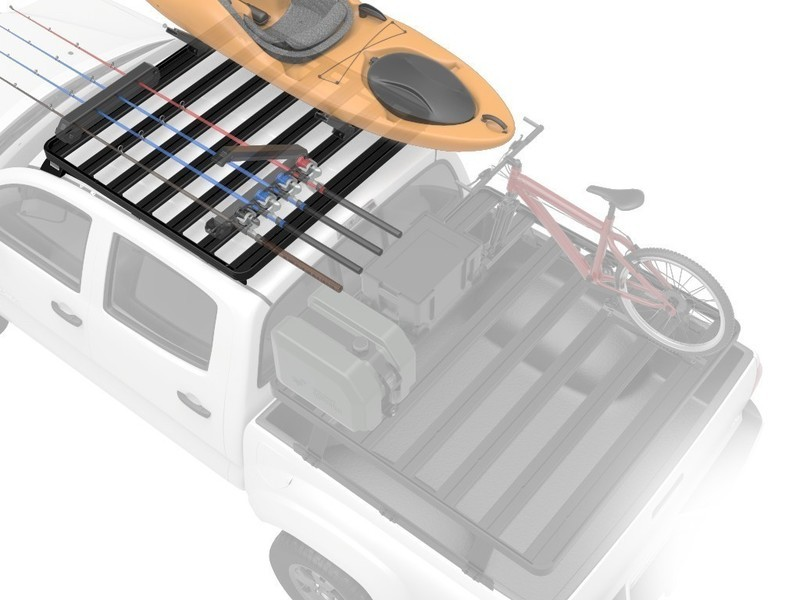 Front Runner - Toyota Tacoma DC 2005-Current Roof Rack Kit (Slimline II)