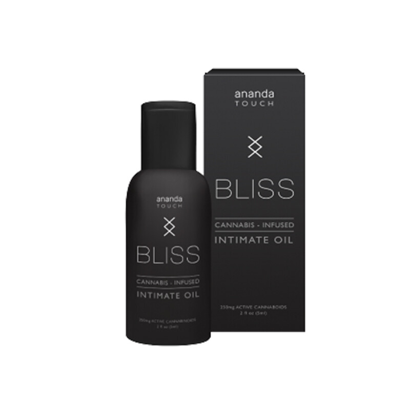 Bliss Intimate Oil