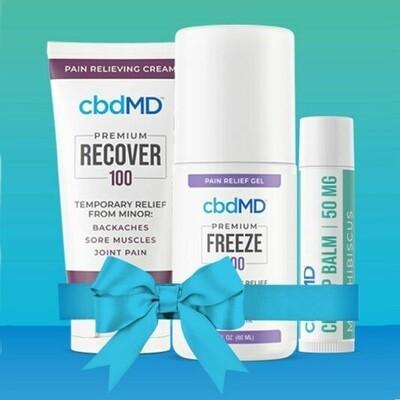 cbdMD Gift Set