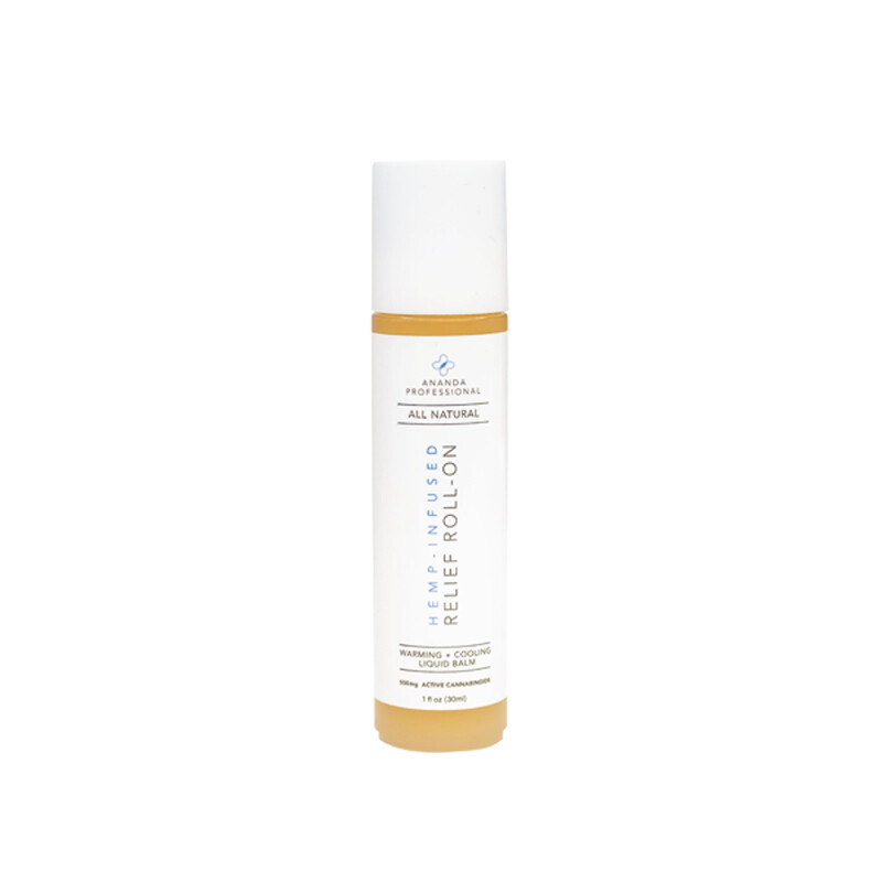 Relief Roll-On Warming & Cooling Liquid Balm