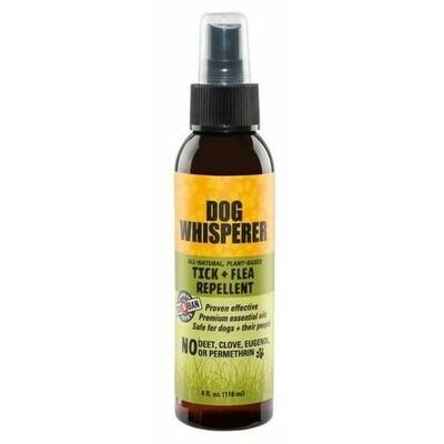 YaYa Dog Whisperer Tick + Flea Repellent  4 oz