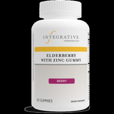Integrative Therapeutics Elderberry w/ Zinc #60 Gummies