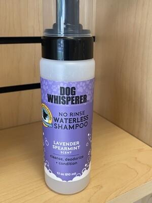Dog Whisperer® No Rinse Waterless Shampoo