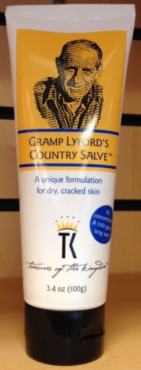 Gramp Lyford's Country Salve