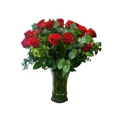 Rosas majestuosas