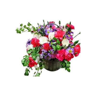 Tinita de flor surtida