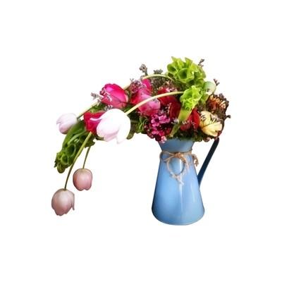 Torrente floral