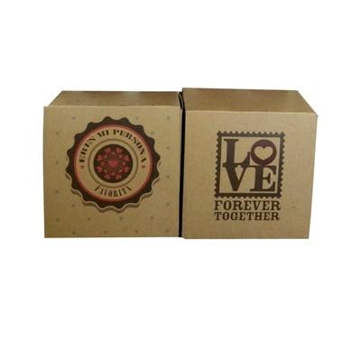 Chocolates Gourmet en caja personalizada