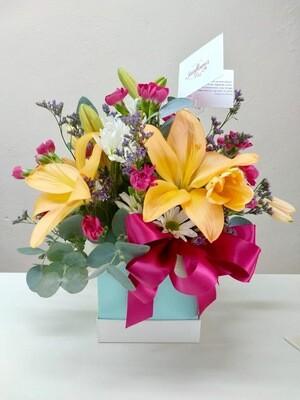Caja de lilis