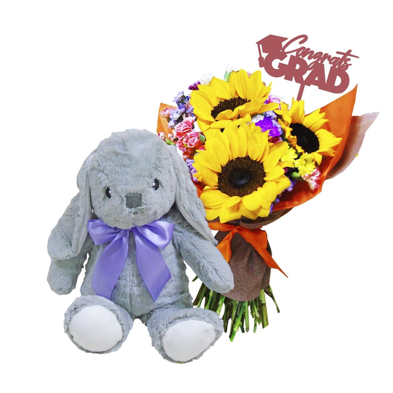Pack de Bouquet celebración