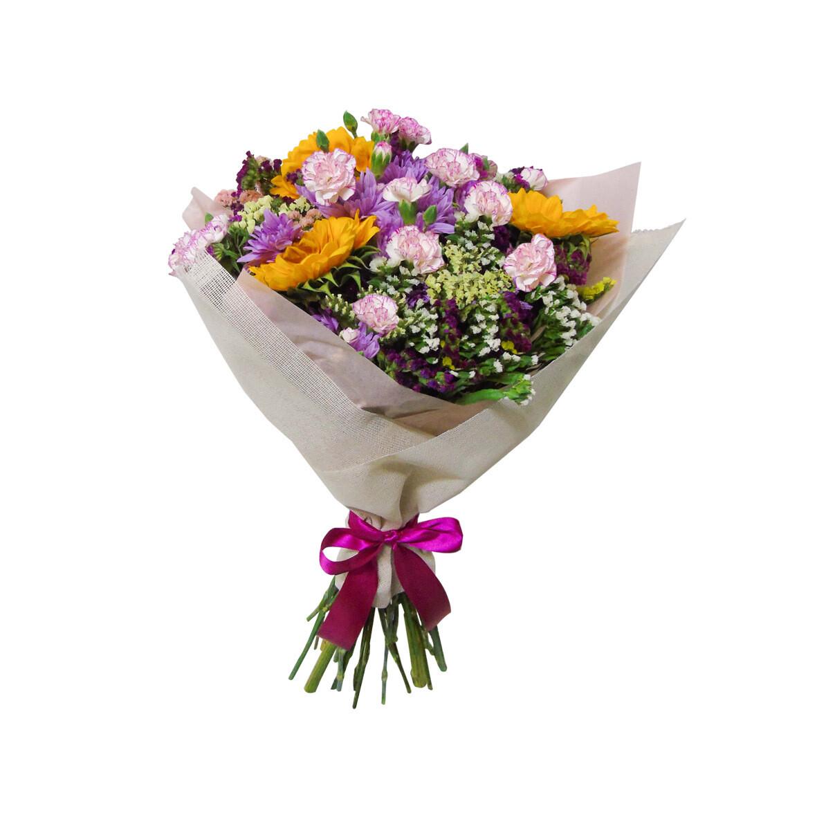 Bouquet estatice