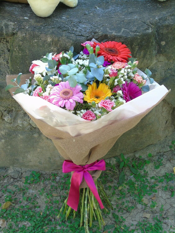 Bouquet gerbera
