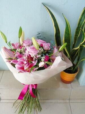 Bouquet caricia