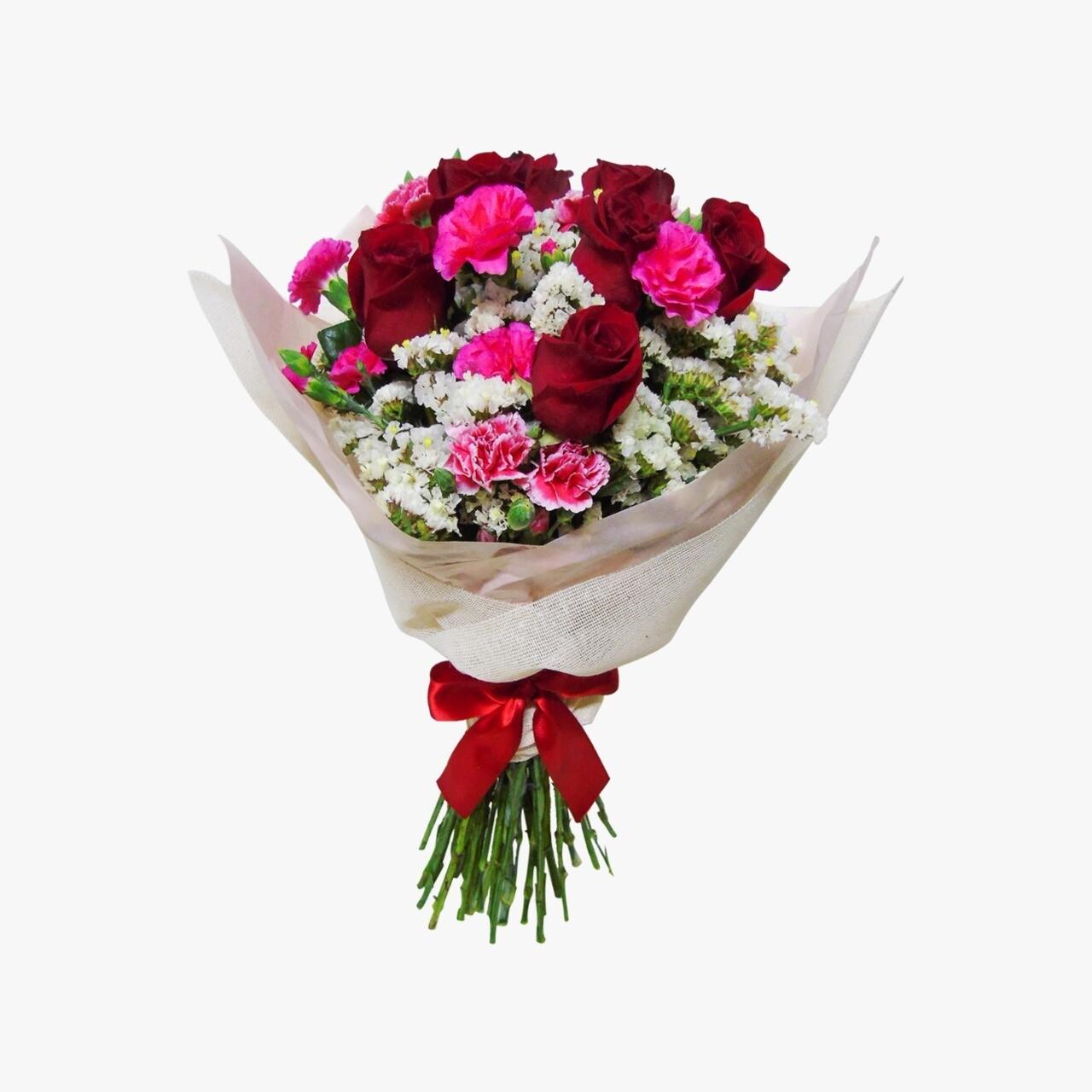Bouquet enamorados