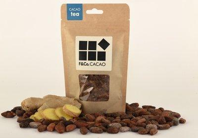 Cacao Tea - Ginger 100gr