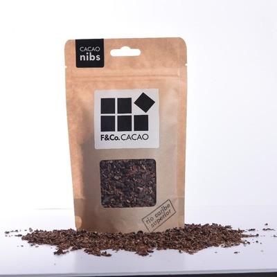 Single origin cacao nibs- Rio Caribe Superior 1kg