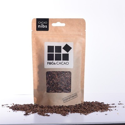 Single Origin Cacao Nibs-Carenero Superior 1kg