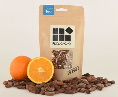 Cacao Tea - Orange 100gr
