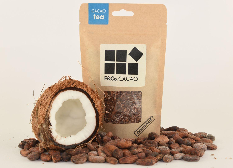 Cacao Tea - Coconut 100gr