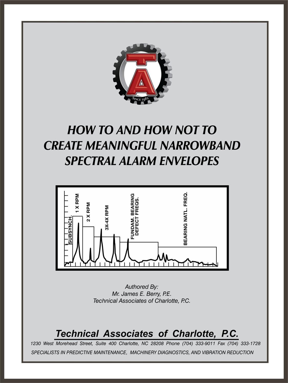 Narrowband Spectral Alarm Envelopes