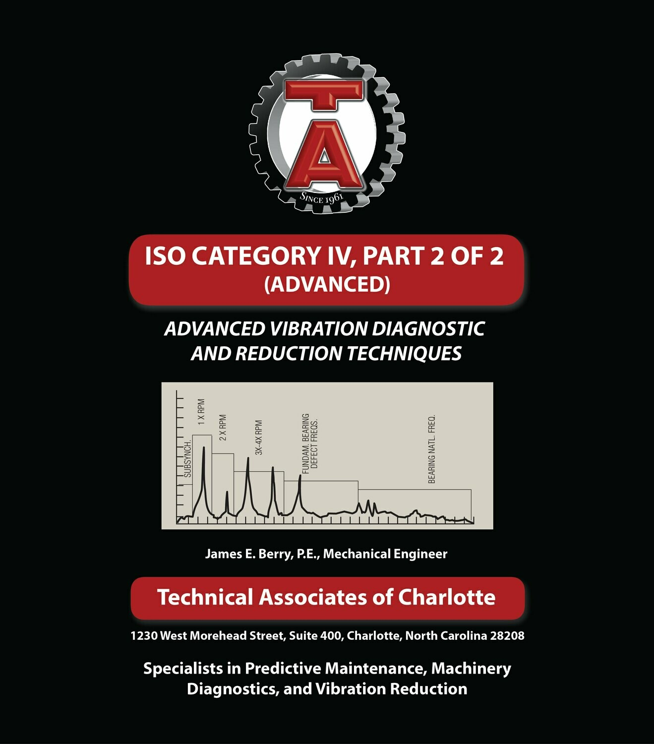 Textbook - ISO Category IV, Part 2 (Advanced Vibration Analysis)