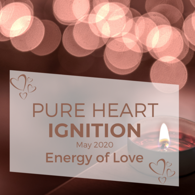 Pure Heart Ignition – Energy of Love