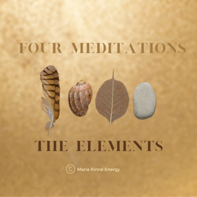 Four channelled guided meditations