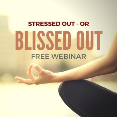 FREE WEBINAR - Advantages with meditation