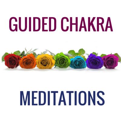7 Guided Chakra Meditations