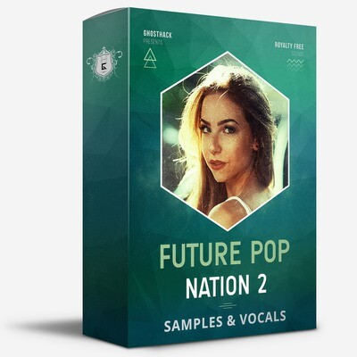 Future Pop Nation 2 - Royalty Free Samples
