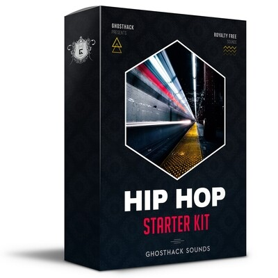 Hip Hop Starter Kit - Royalty Free Samples