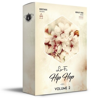 Lo-Fi Hip Hop Volume 2 - Royalty Free Samples
