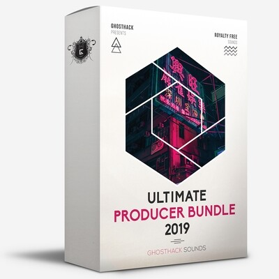 Ultimate Producer Bundle 2019 - Royalty Free Samples